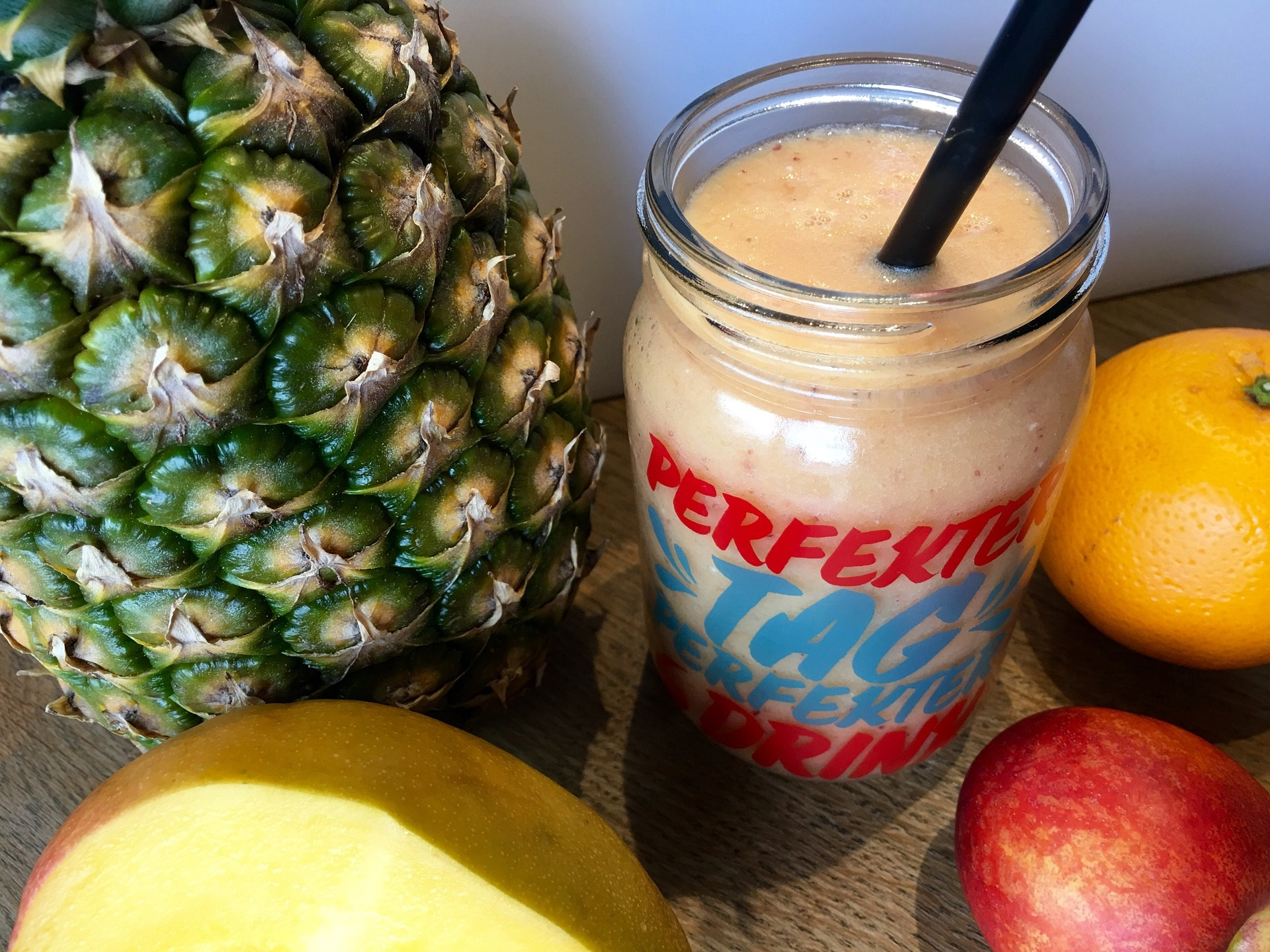 frullati ananas