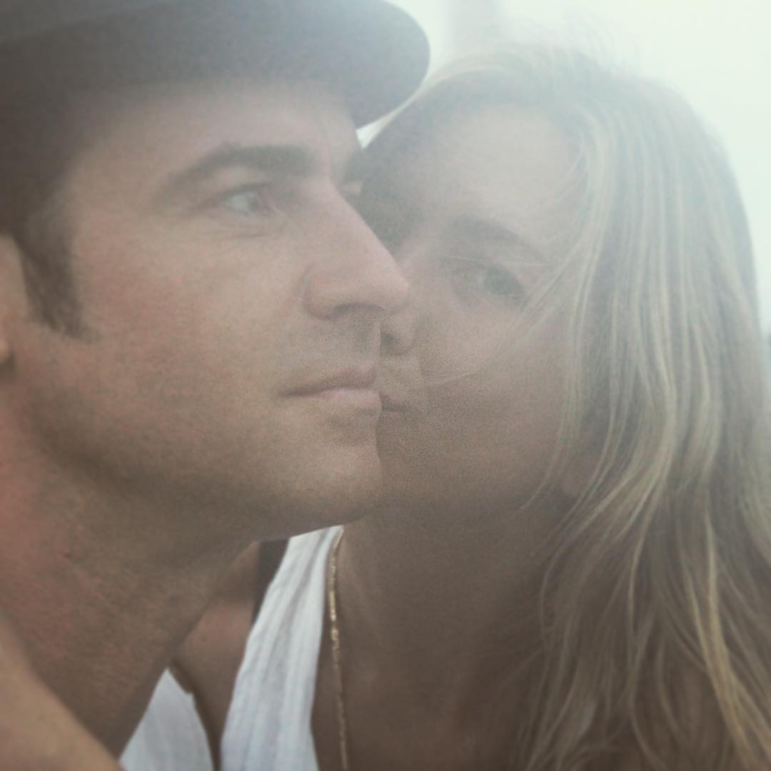 Jennifer Aniston e Justin Theroux, secondo anniversario di nozze su Instagram