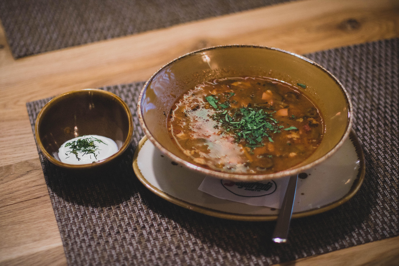 minestra di farro ricetta light