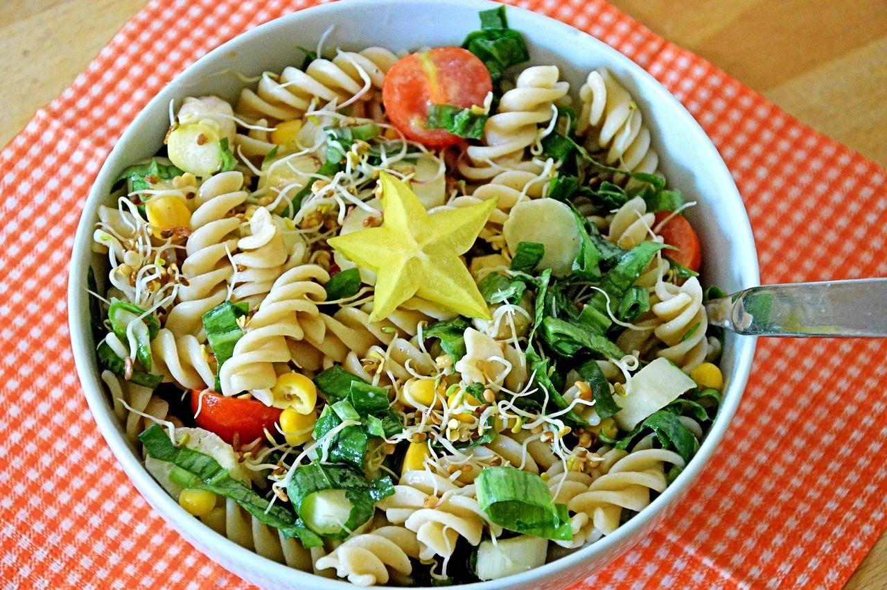 pasta verdure dieta mediterranea