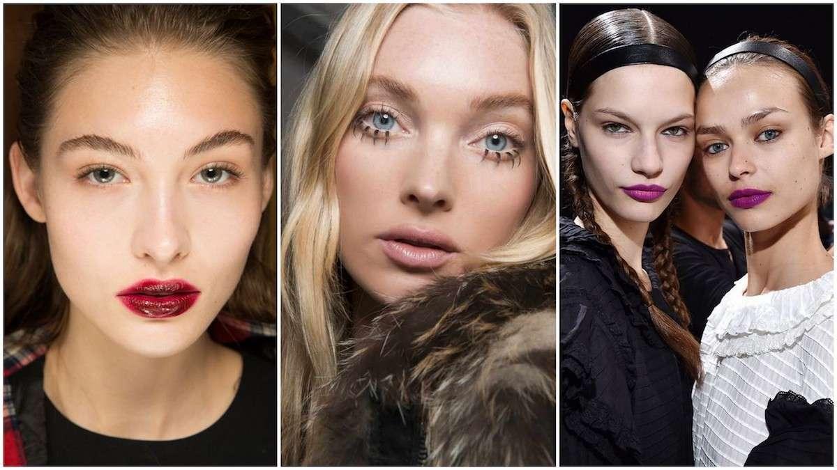 Rossetti Autunno/Inverno 2017-2018: le tendenze sulle labbra