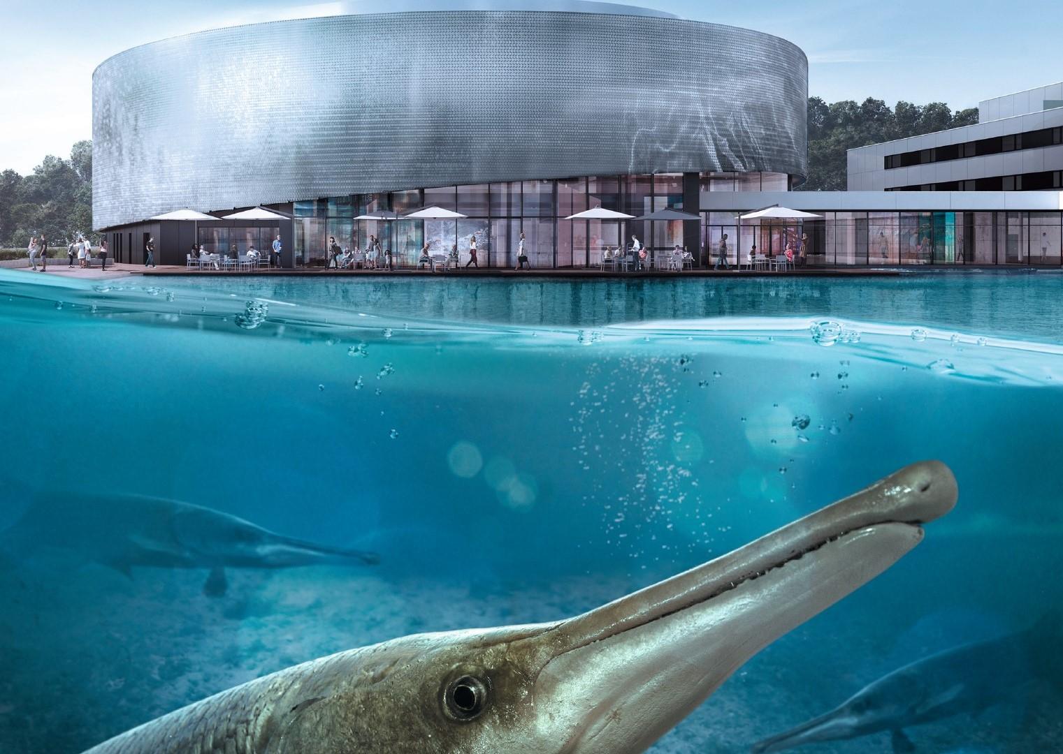 Losanna, apre l'acquario d'acqua dolce più grande d'Europa