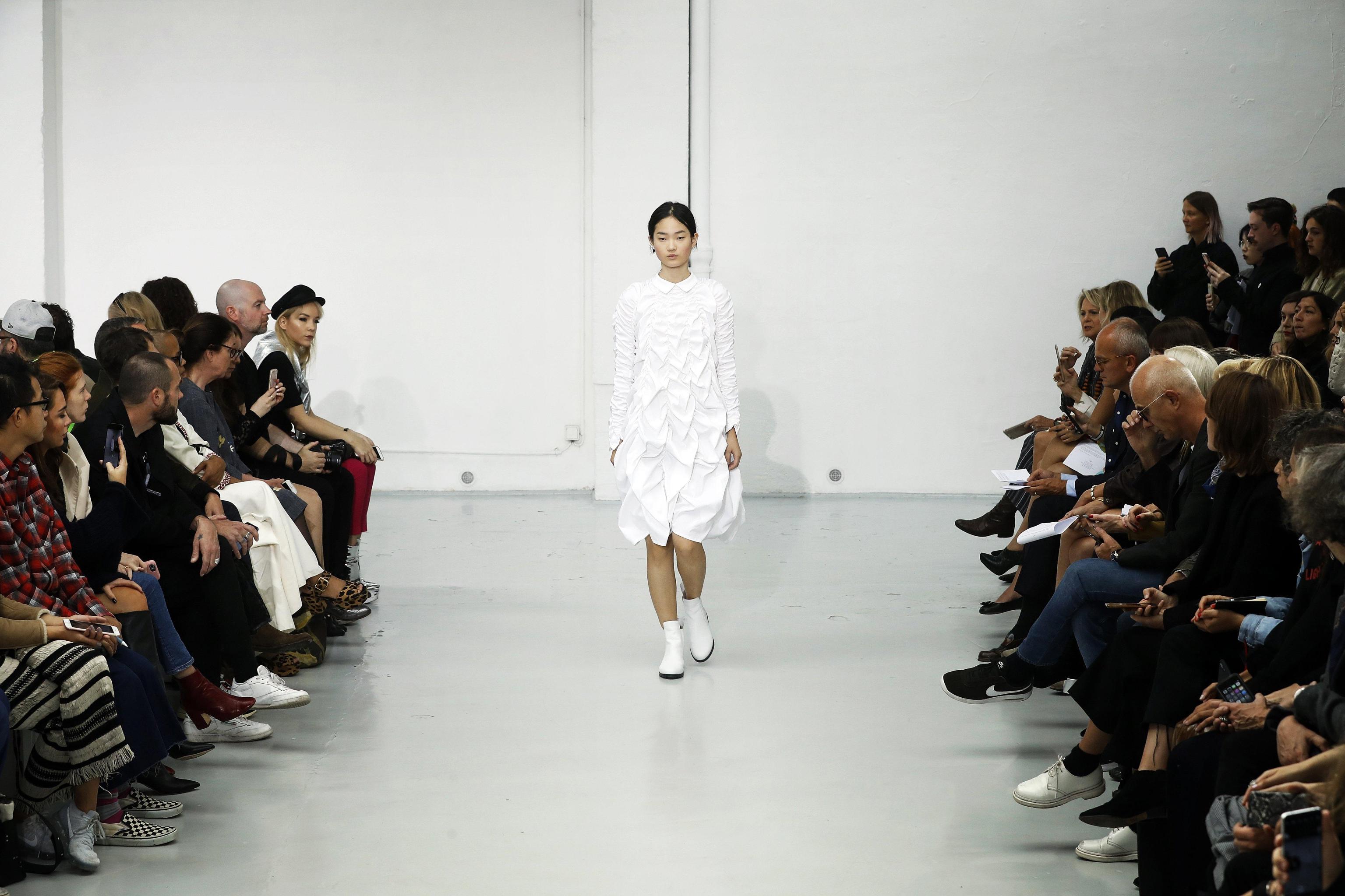 Paskal Runway Paris Fashion Week Ready to Wear S/S 2018