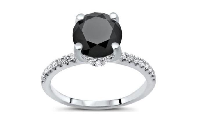 meticolosi processi di tintura sito affidabile qualità affidabile Anelli di fidanzamento con diamante, solitari e trilogy: i ...