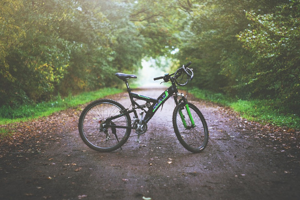 Biciletta mountain bike
