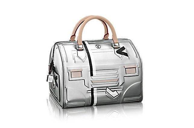 Borsa a bauletto Louis Vuitton