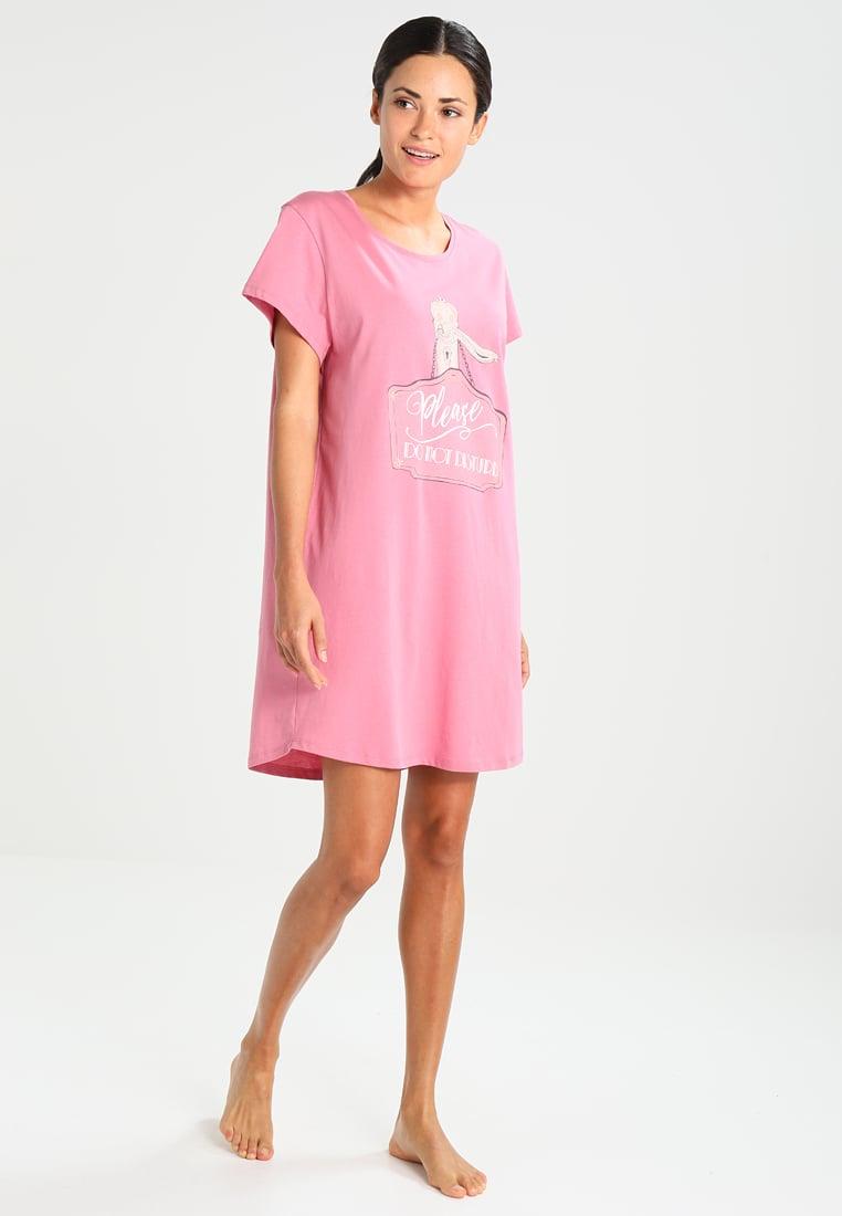 Camicia da notte rosa Triumph