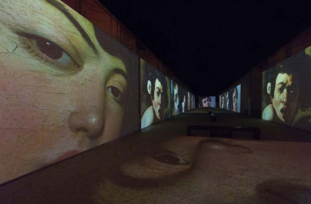 Caravaggio experience venaria