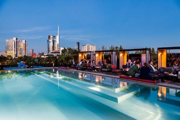 Ceresio 7 Pool & Restaurants