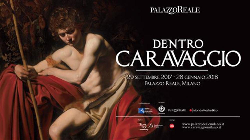 Dentro Caravaggio a Palazzo Reale