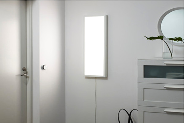 Corridoio Lungo Casa : Come illuminare il corridoio idee originali pourfemme