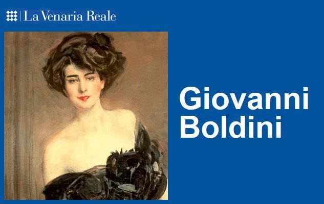 Giovanni Boldini alla Reggia di Venaria