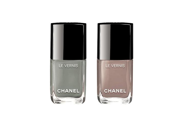 I nuovi smalti di Chanel per l'autunno 2017