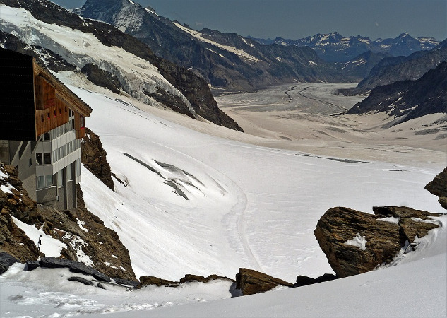 Jungfraujoch Svizzera