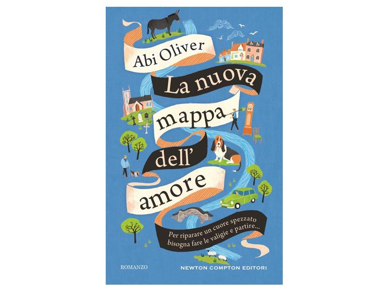 La nuova mappa dell'amore di Abi Oliver