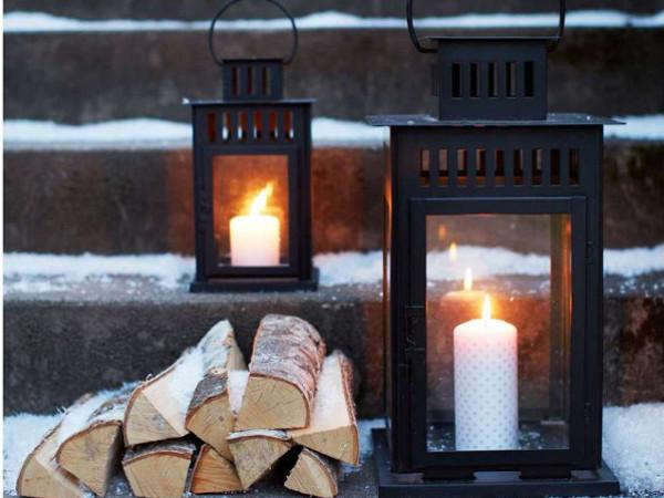 Arredare il giardino con le lanterne le idee per la casa - Lanterne da interno ...