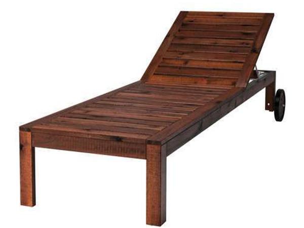 Lettino in legno IKEA