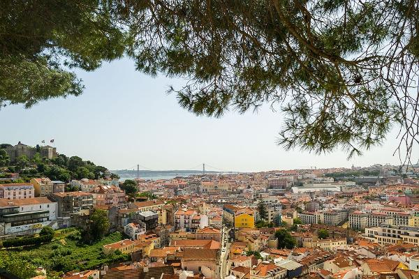 Lisbona città