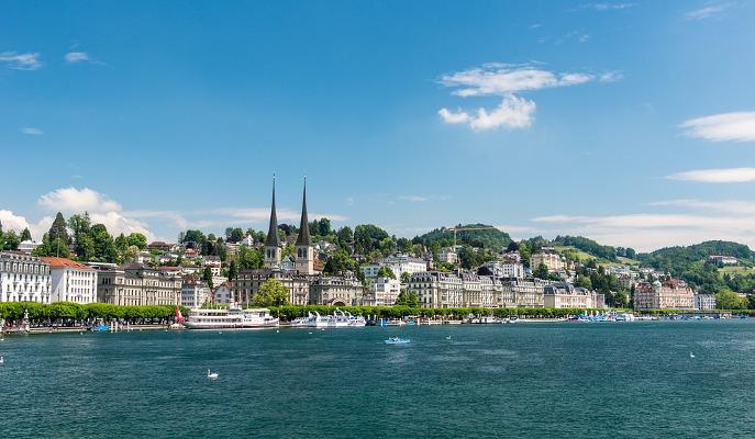 Lucerna Svizzera