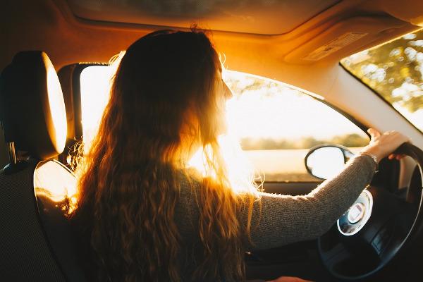Macchina guidare auto