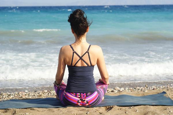 Meditazione mare
