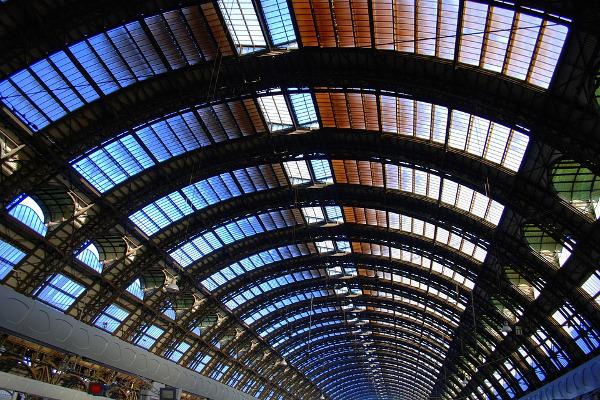Milano stazione treno