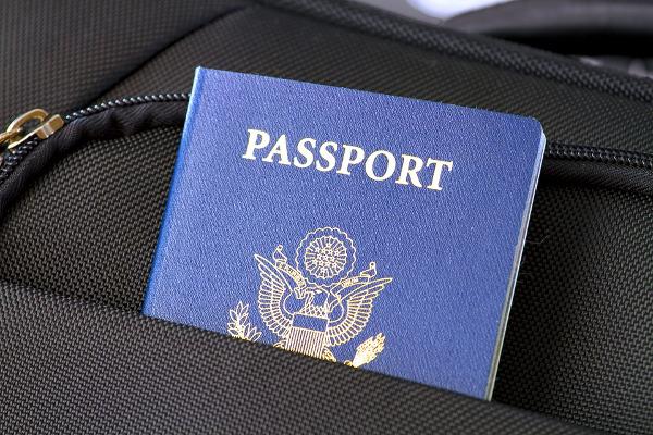 Passaporto dogana