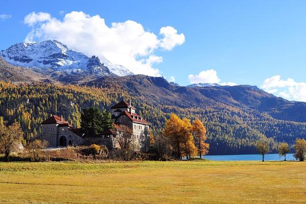 St Moritz Svizzera
