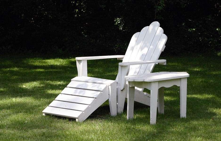 Mobili da giardino in legno: idee di design