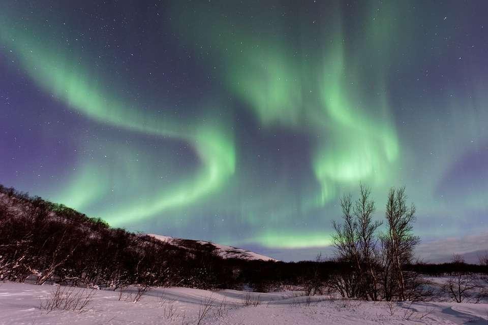 Aurora australe, dove e quando vederla: il periodo migliore e i luoghi più spettacolari
