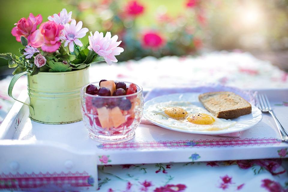 colazione per perdere peso e bruciare i grassi