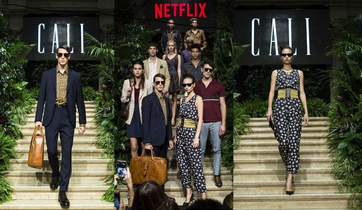 Cali – Made in Colombia: Narcos sbarca alla Milano Fashion Week con Netflix