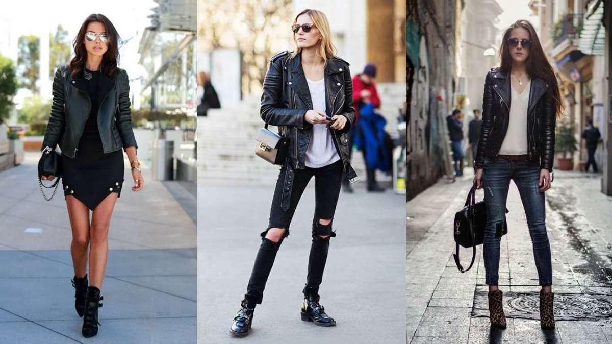 Come abbinare il chiodo di pelle: consigli per look fashion punk