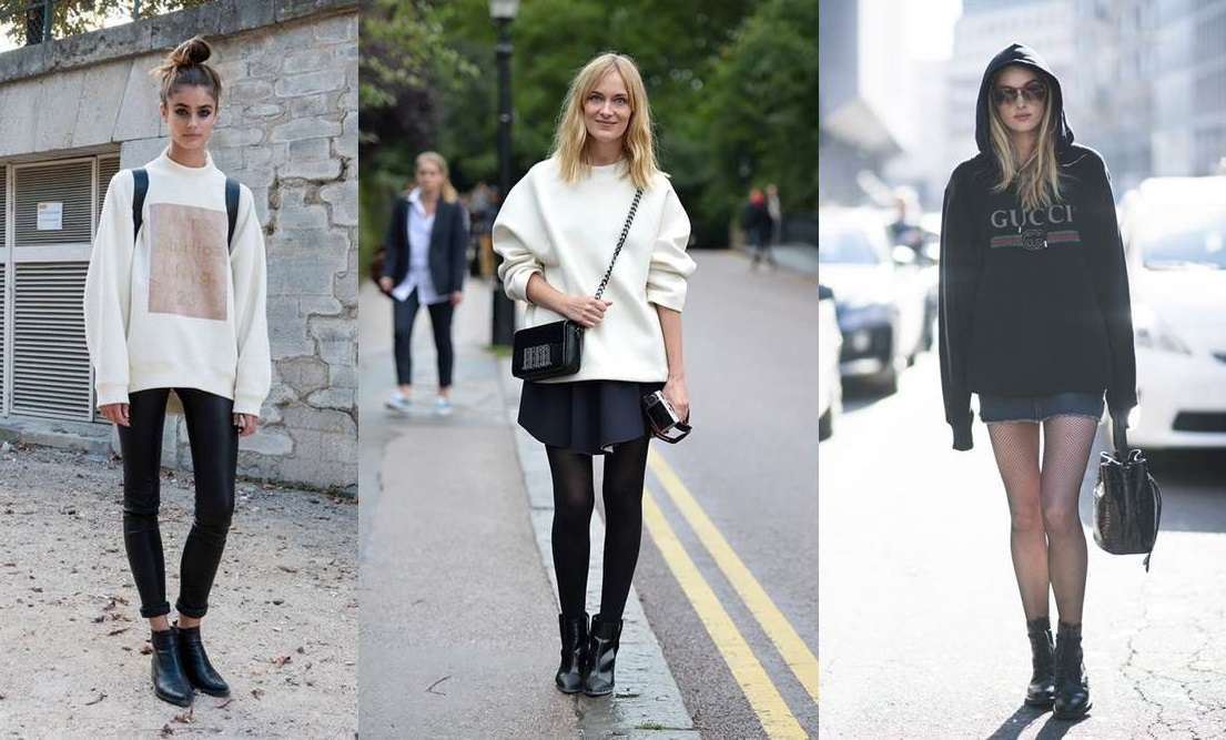 good outfit jeans e felpa 12