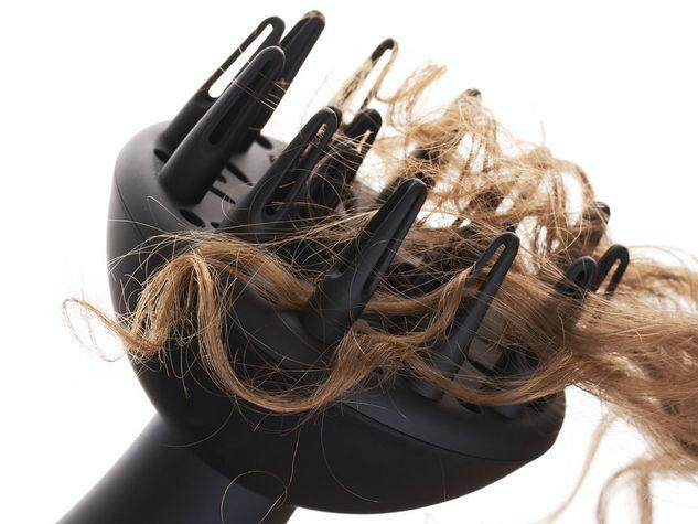 diffusore capelli ricci