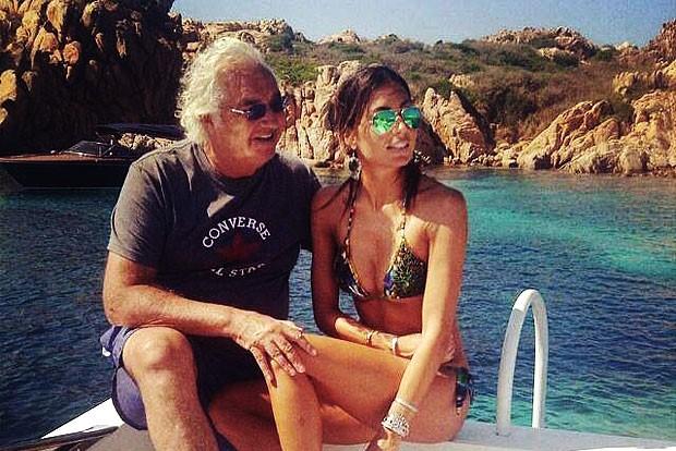 Flavio Briatore e Elisabetta Gregoraci: ritorno a casa per superare la crisi