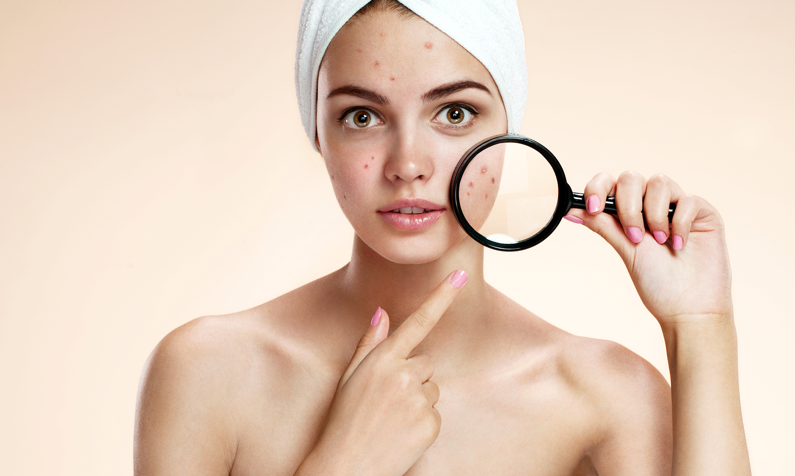 fondotinta coprente acne