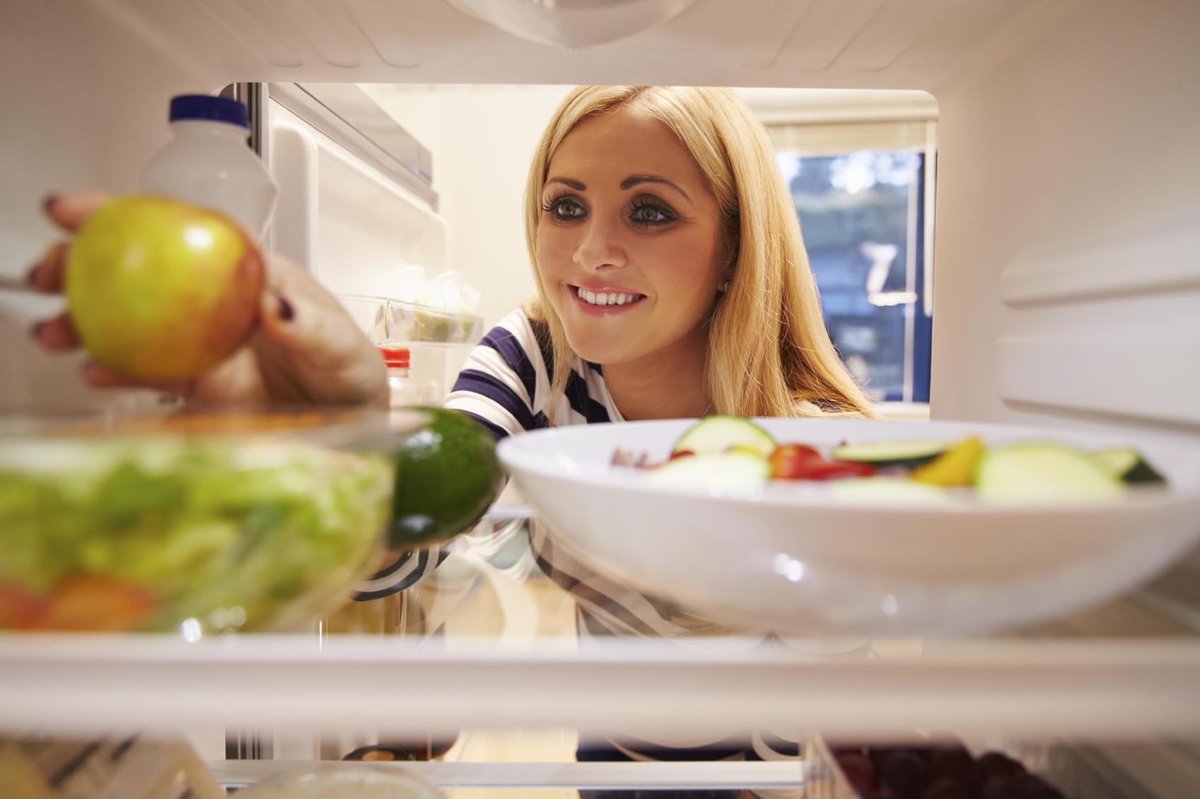 foods in fridge main image