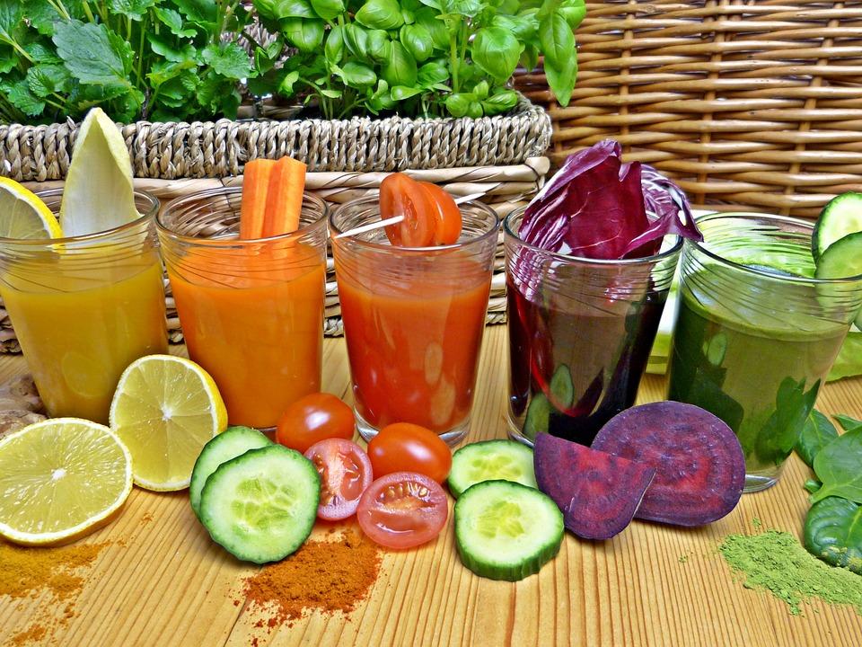 frullati verdura e frutta