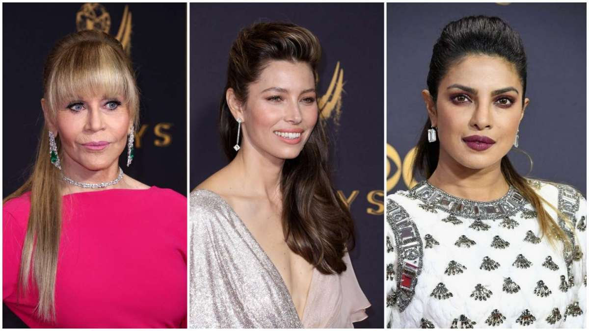 Emmy Awards 2017, i beauty look delle star