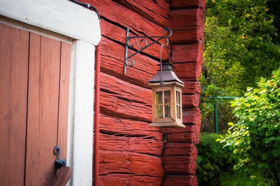 Illuminazione Esterna Lanterna : Arredare il giardino con le lanterne: le idee per la casa pourfemme