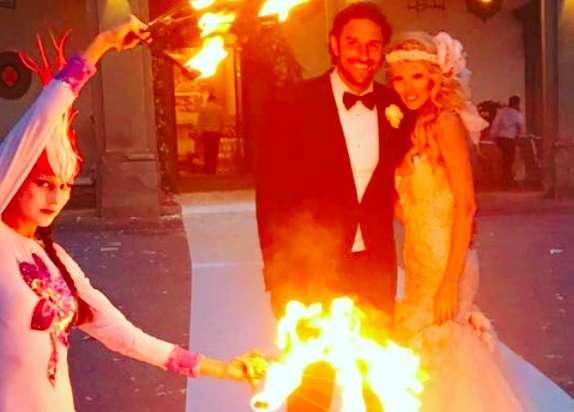 Luca Toni e Marta Cecchetto si sono sposati: nozze da sogno il 9 settembre