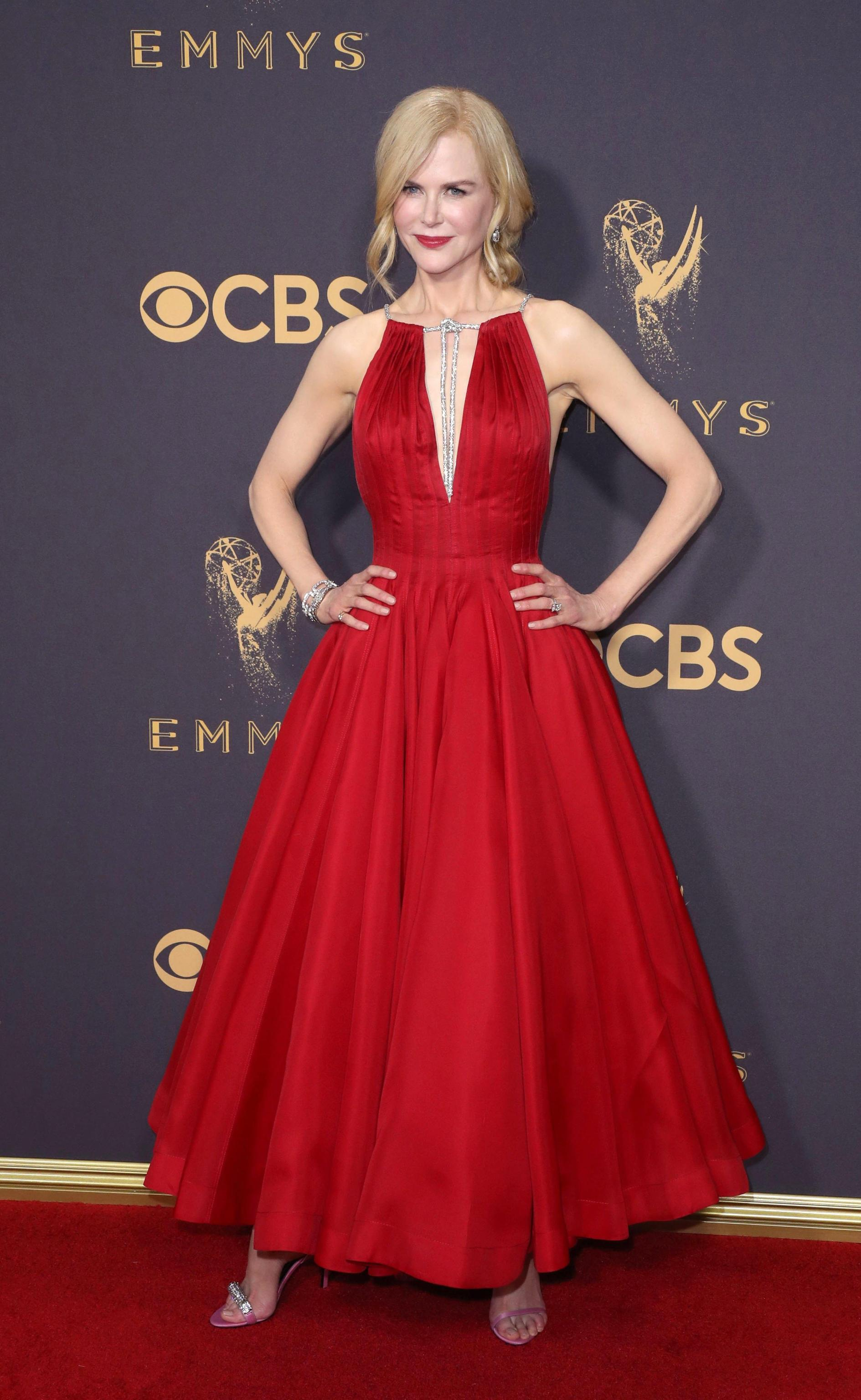 Arrivals 69th Primetime Emmy Awards