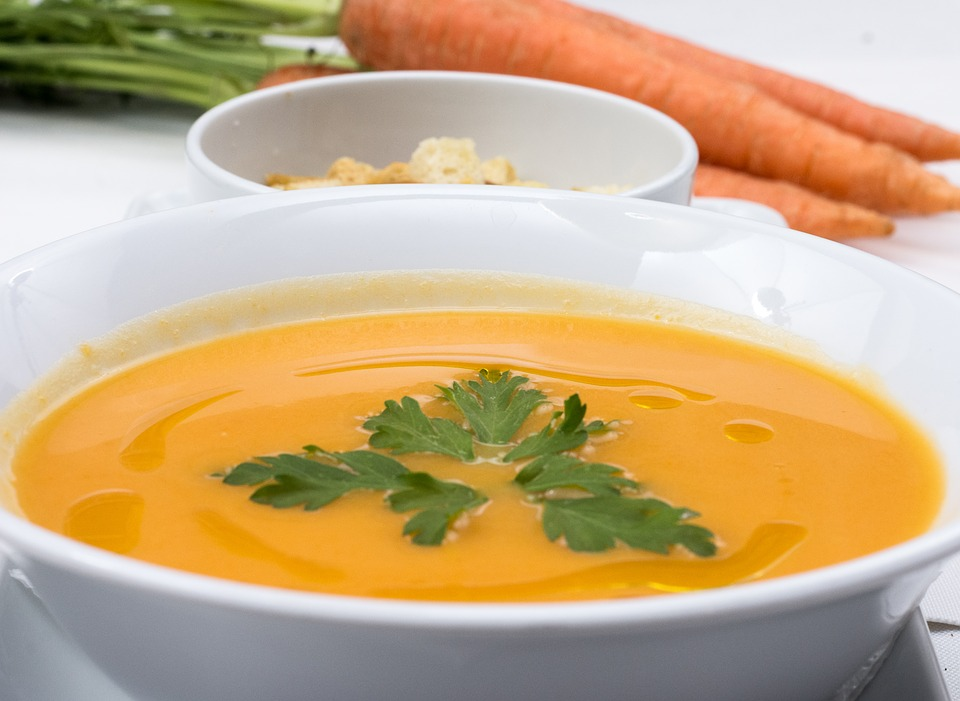 passato carote zucca