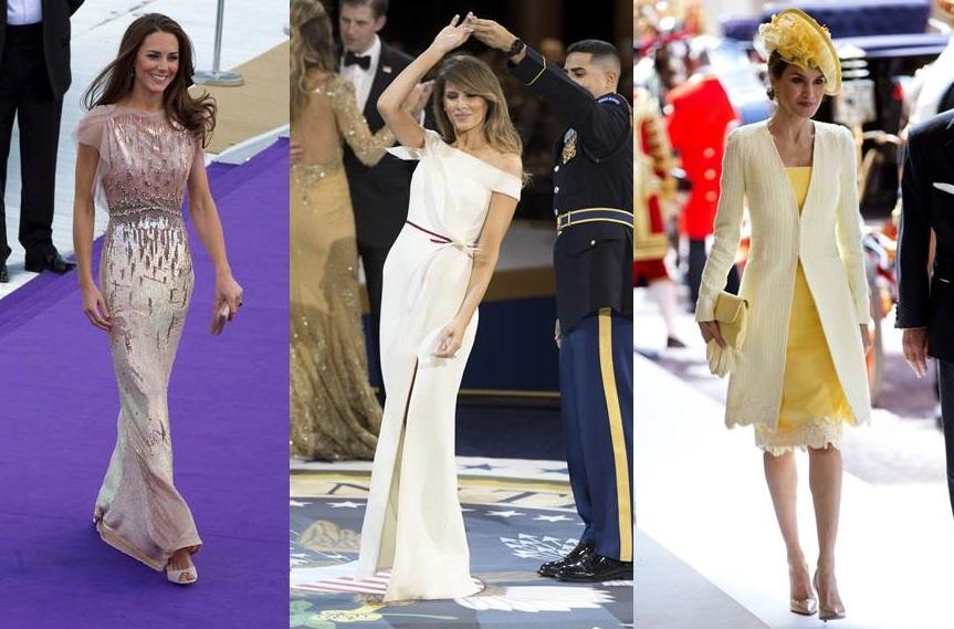 regine e first lady eleganti