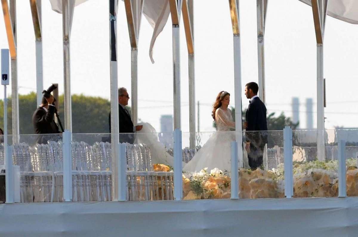 Renee Sutton e Eliot Cohen, matrimonio in Puglia da 25 milioni di euro per i due rampolli