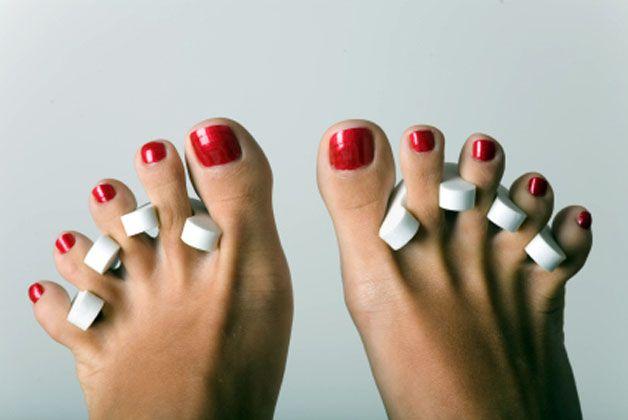 ricostruzione unghie piedi come si fa
