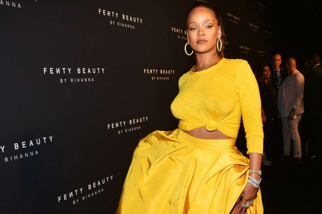 Fenty Beauty by Rihanna, la linea di make up della popstar per tutti i tipi di pelle