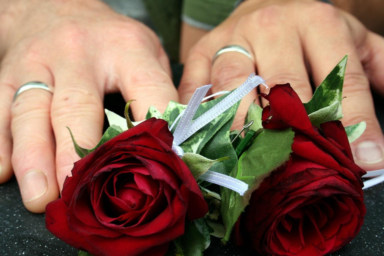 rito della rosa matrimonio
