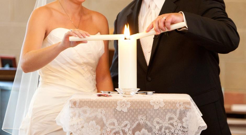rituale della luce matrimonio